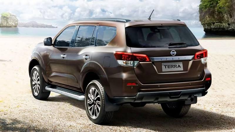 Nissan Terra giá từ khoảng 900 triệu đồng sẽ ra mắt thị trường vào tháng 10 tới - Hình 2
