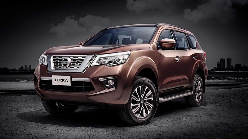 Kết quả hình ảnh cho Nissan Terra