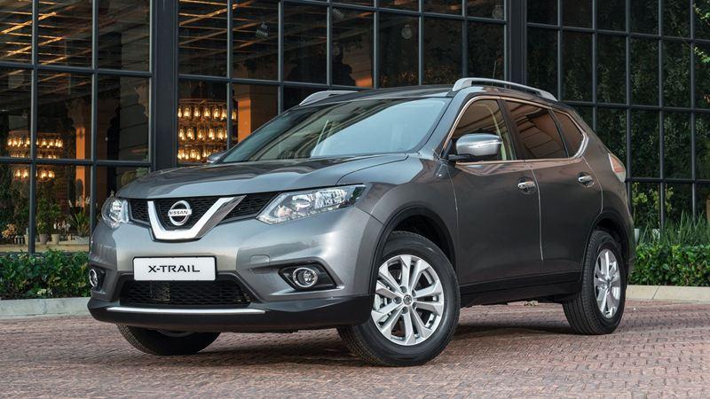 Nissan X-Trail X-Scape mới được trang bị theo chuẩn mực 500 bảng Anh