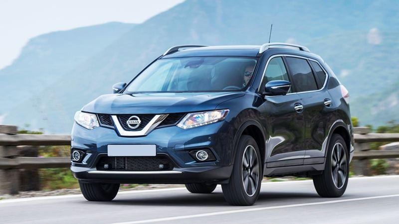 Nissan X-Trail 2014 - Đối thủ mới của Honda CR-V