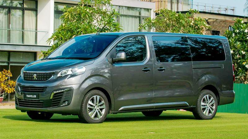 So sánh khác biệt giữa Peugeot Traveller bản 7 chỗ và 4+2 chỗ ngồi - Ảnh 13