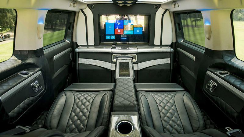 So sánh khác biệt giữa Peugeot Traveller bản 7 chỗ và 4+2 chỗ ngồi - Ảnh 8