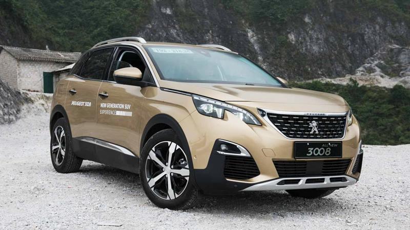 Khuyến mại tháng 11/2018: Peugeot 5008 và 3008 cùng nhận ưu đãi - Hình 2