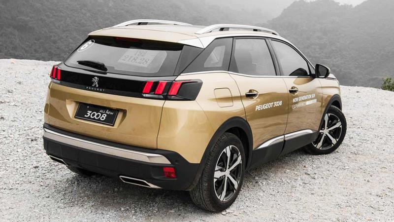 So sánh xe Peugeot 3008 2020 và Subaru Forester 2020 tại Việt Nam - Ảnh 5