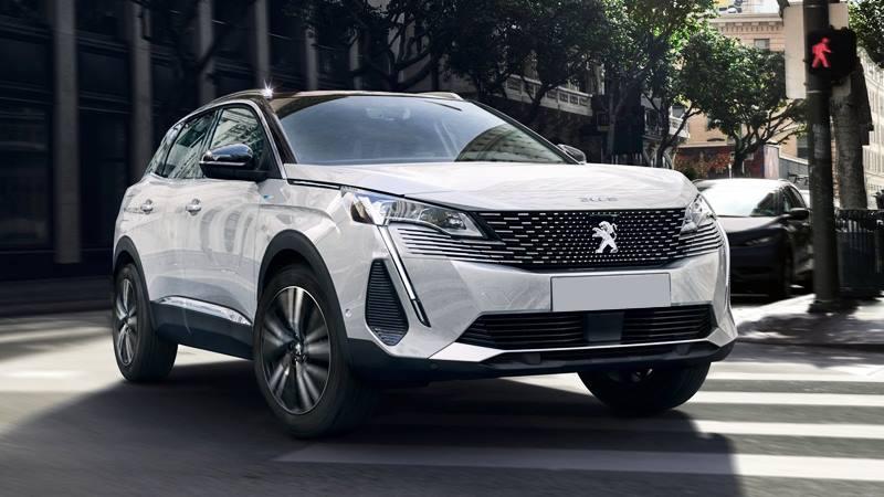 So sánh giá xe Peugeot 3008 2021 với CX-5, Tucson, Forester - Ảnh 2