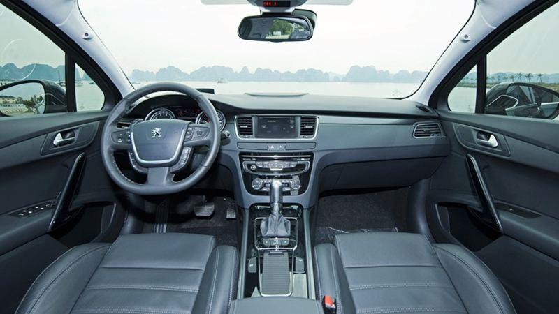Peugeot 508 xuất hiện với 3 phiên bản Peugeot-508-2016-tuvanmuaxe-vn-67
