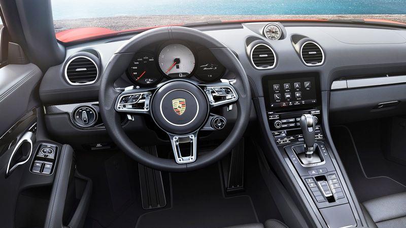 Đánh giá Porsche 718 Boxster