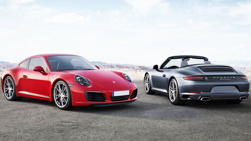 Porsche đủ khả năng đi 2.000 dặm với giá $2.000