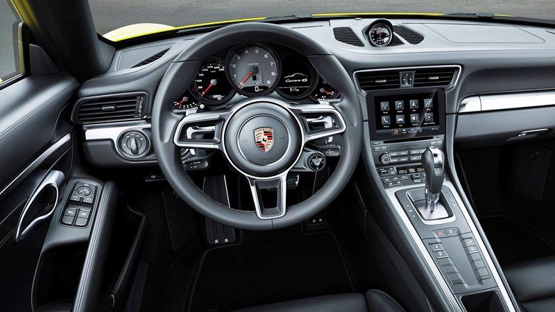 Đánh giá xe Porsche 911 2018 - Hình 2