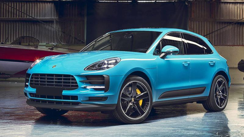 Porsche Macan 2019 chốt ngày ra mắt thị trường Mỹ, giá 49.000 USD - Hình 1