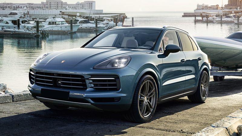 Porsche Cayenne mới có thể sẽ được trang bị động cơ dầu diesel V6 - Hình 1