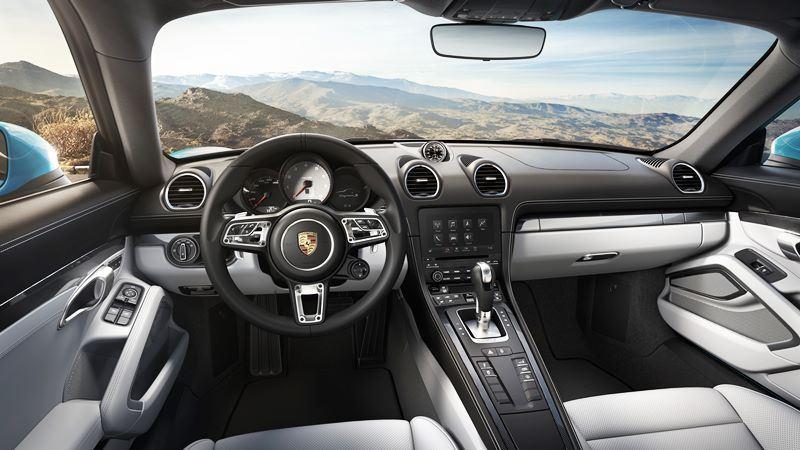 Giá xe Porsche Cayman 2018 - Hình 2