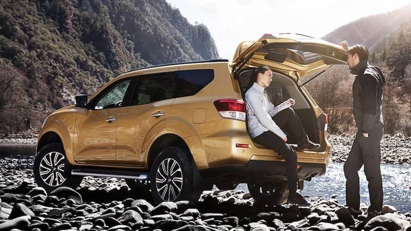 SUV 7 chỗ Nissan Terra 2019 hoàn toàn mới, đối thủ Toyota Fortuner - Ảnh 3