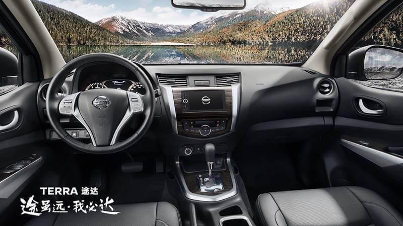 SUV 7 chỗ Nissan Terra 2019 hoàn toàn mới, đối thủ Toyota Fortuner - Ảnh 4