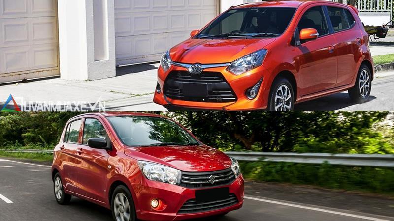 So sánh xe Suzuki Celerio 2018 và Toyota Wigo 2018 tại Việt Nam - Ảnh 12
