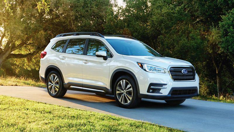 Subaru Acsent 2019 - SUV cỡ lớn 7-8 chỗ ngồi rộng rãi - Ảnh 1