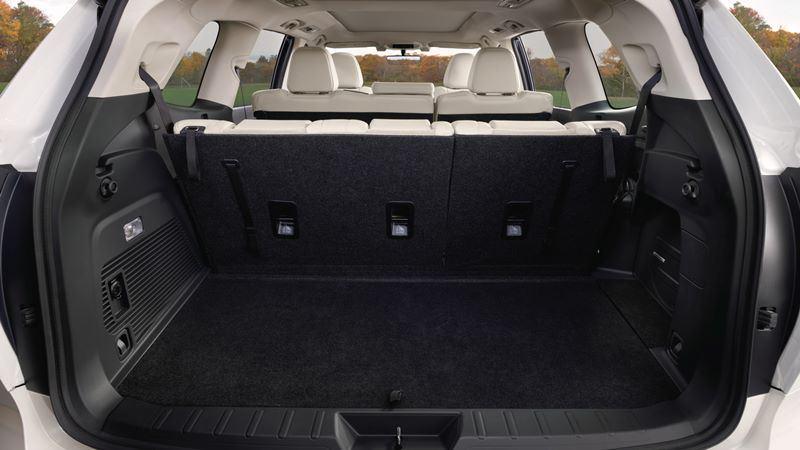 Subaru Ascent 2019 - SUV cỡ lớn 7-8 chỗ ngồi rộng rãi - Ảnh 8