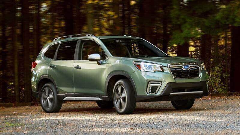 Subaru Forester 2019 dự kiến về Việt Nam vào cuối năm với 2 phiên bản - Hình 1