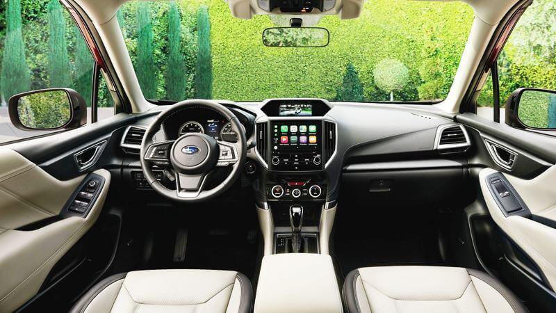Subaru Forester 2019 dự kiến về Việt Nam vào cuối năm với 2 phiên bản - Hình 2