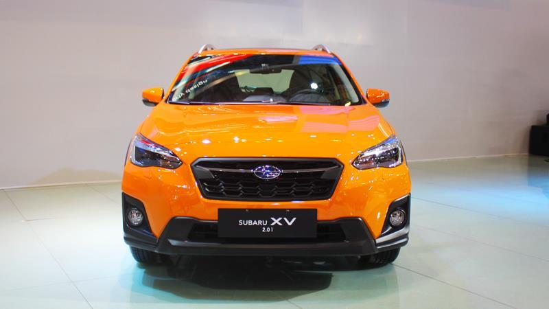 Đánh giá sơ bộ Subaru XV 2018