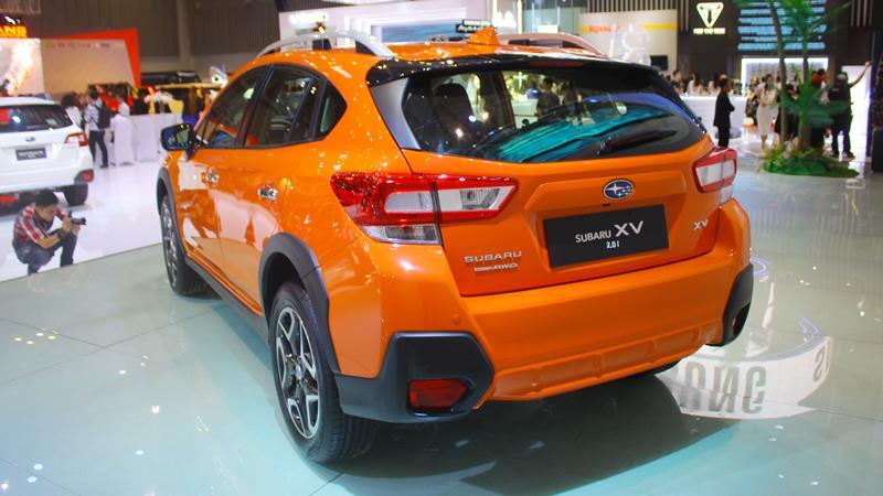 Thông số và hình ảnh chi tiết Subaru XV 2018 tại Việt Nam - Ảnh 3