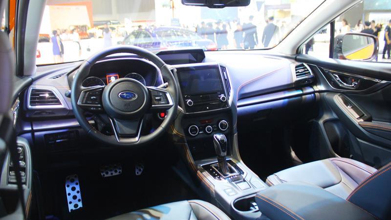 Đánh giá sơ bộ Subaru XV 2018 - Hình 1