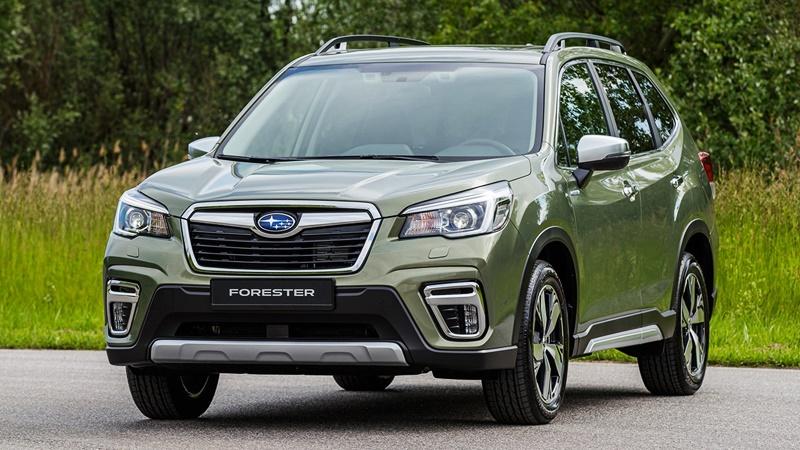 So sánh khác biệt 3 bản Subaru Forester 2019 nhập Thái tại Việt Nam - Ảnh 1