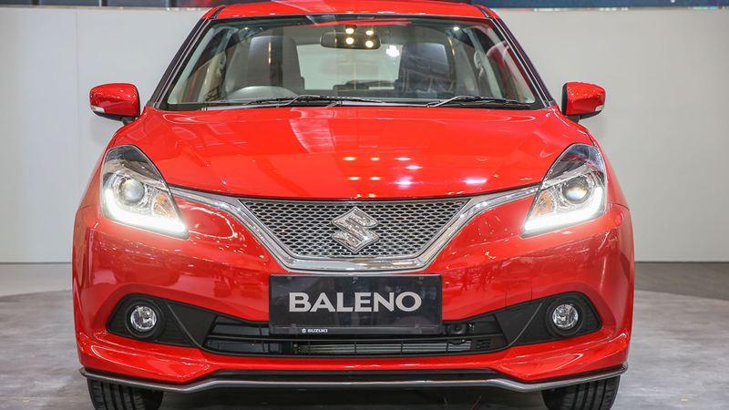 Suzuki Baleno 2018 chính thức ra mắt - đối thủ Honda Jazz - Ảnh 1