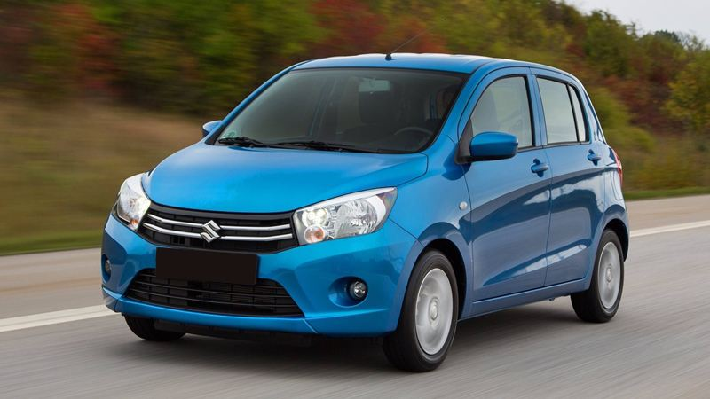 Đánh giá xe Suzuki Celerio 2018 - Hình 1
