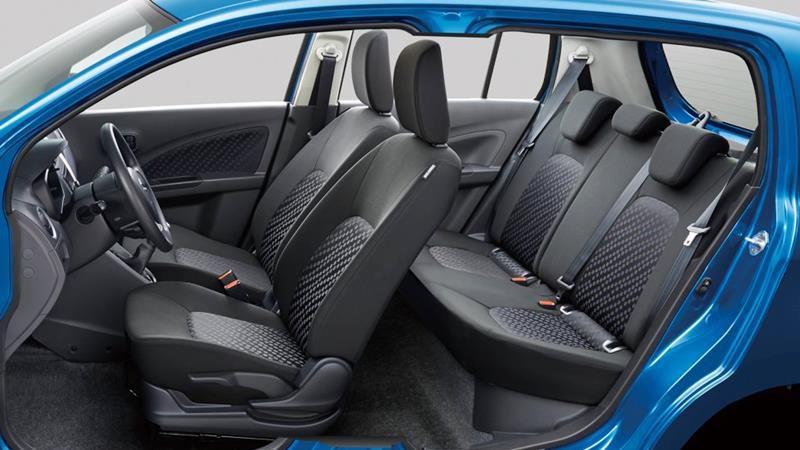 Đánh giá chi tiết xe Suzuki Celerio 2018 - Hình 2