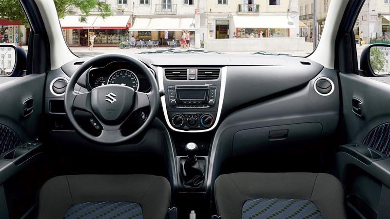 Đánh giá xe Suzuki Celerio 2018 - Hình 2