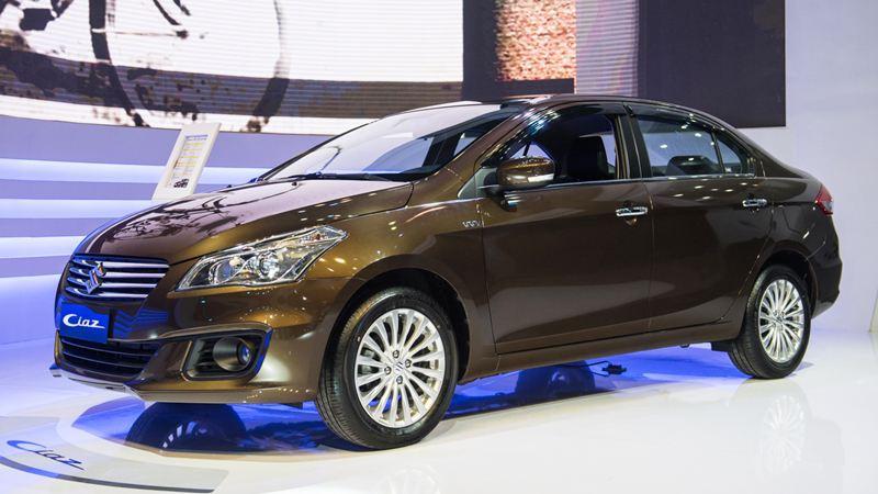 Suzuki Ciaz 2017 có giá bán 580 triệu đồng tại Việt Nam - Ảnh 1