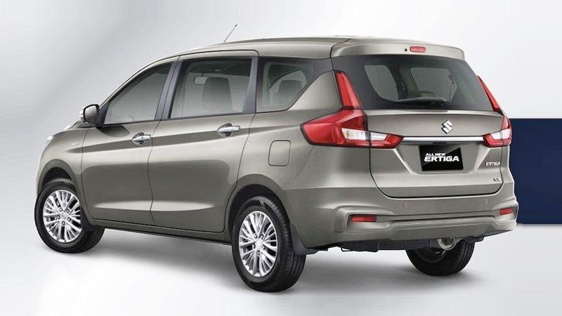 Xe gia đình 7 chỗ Suzuki Ertiga mới có giá hơn 208 triệu đồng - Hình 2