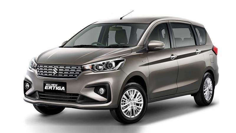Xe gia đình 7 chỗ Suzuki Ertiga mới có giá hơn 208 triệu đồng - Hình 1