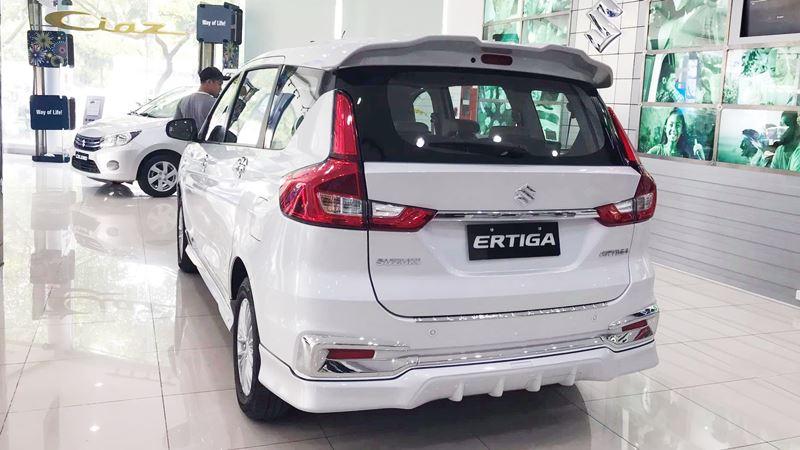 Chi tiết xe Suzuki Ertiga 2019 bản cao cấp GLX AT tại Việt Nam - Ảnh 4