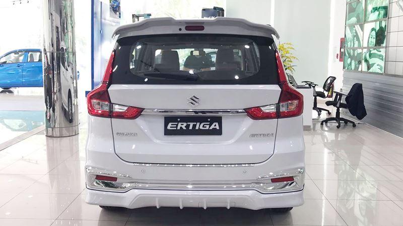 Chi tiết xe Suzuki Ertiga 2019 bản cao cấp GLX AT tại Việt Nam - Ảnh 3