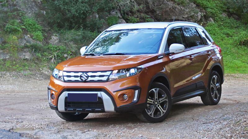 Suzuki Vitara ALLGRIP dẫn động 4 bánh 4WD sắp ra mắt Việt Nam - Ảnh 1