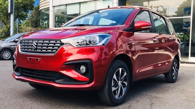 Chi tiết xe 7 chỗ Suzuki Ertiga 2020 mới nâng cấp tại Việt Nam - Ảnh 4