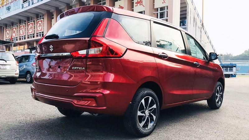 Chi tiết xe 7 chỗ Suzuki Ertiga 2020 mới nâng cấp tại Việt Nam - Ảnh 5