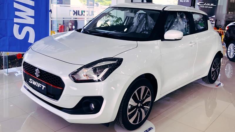 Chi tiết xe Suzuki Swift 2019 bản cao cấp GLX tại Việt Nam - Ảnh 2