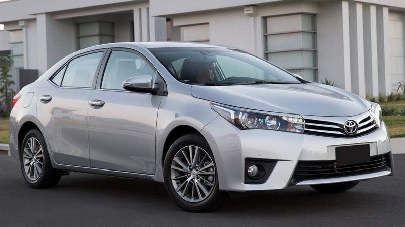 Đánh giá Toyota Corolla 2012
