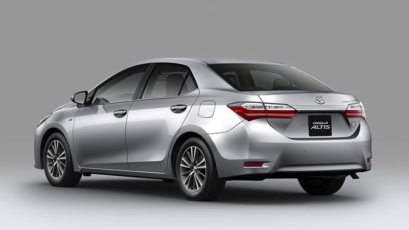 Chi tiết những thay đổi trên Toyota Altis 2018-2019 mới tại Việt Nam - Ảnh 3