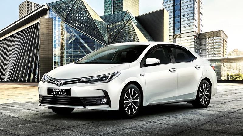 Chi tiết những thay đổi trên Toyota Altis 2018-2019 mới tại Việt Nam - Ảnh 1