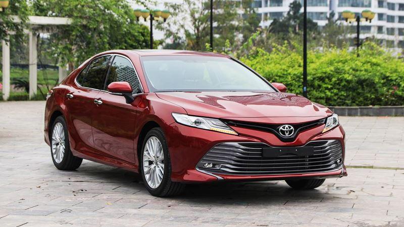 Giá xe Toyota Camry 2019 tại Việt Nam từ 1,029 tỷ đồng - Ảnh 2