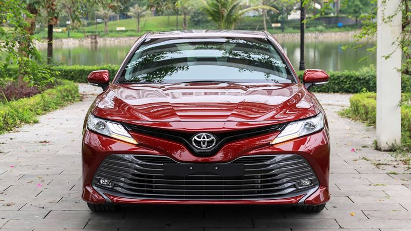 Chi tiết thông số kỹ thuật và trang bị xe Toyota Camry 2019 tại Việt Nam - Ảnh 1