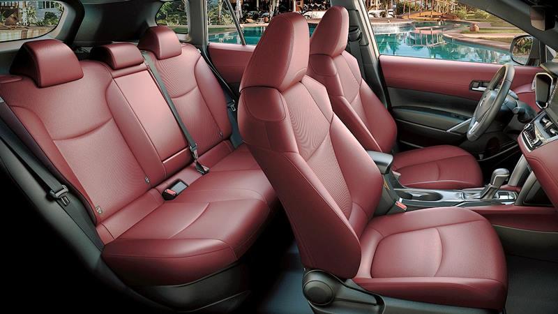 So sánh xe Hyundai Kona và Toyota Corolla Cross mới - Ảnh 12
