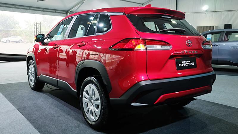 So sánh xe Hyundai Kona và Toyota Corolla Cross mới - Ảnh 6