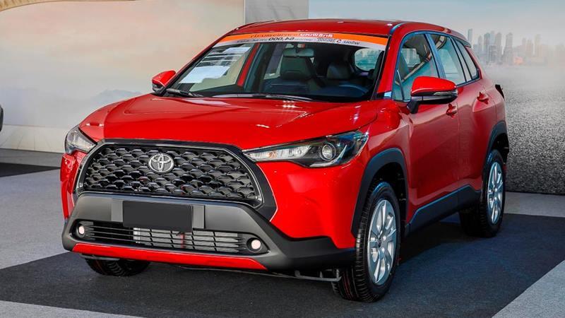 So sánh xe Hyundai Kona và Toyota Corolla Cross mới - Ảnh 3