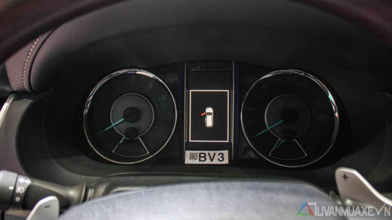 Hình ảnh chi tiết Toyota Fortuner 2017 tại Việt Nam - Ảnh 11