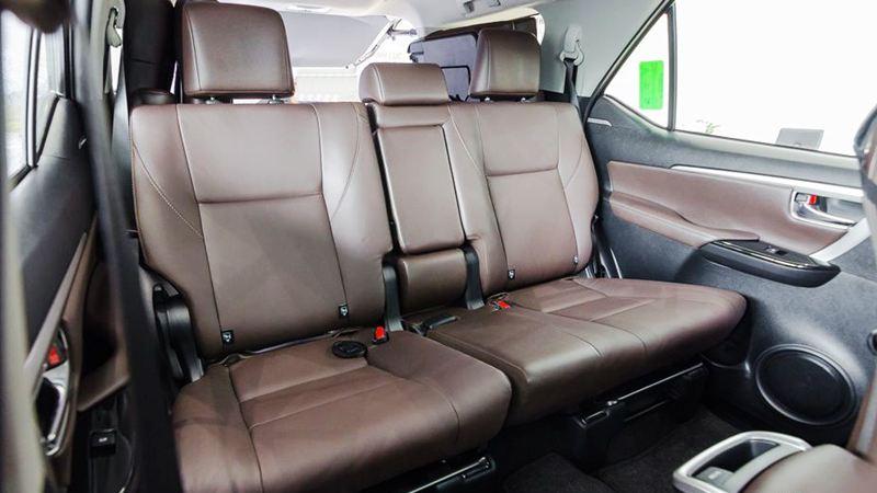 Ưu nhược điểm Toyota Fortuner 2017 tại Việt Nam - Ảnh 7
